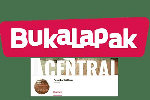 Central Lantai kayu