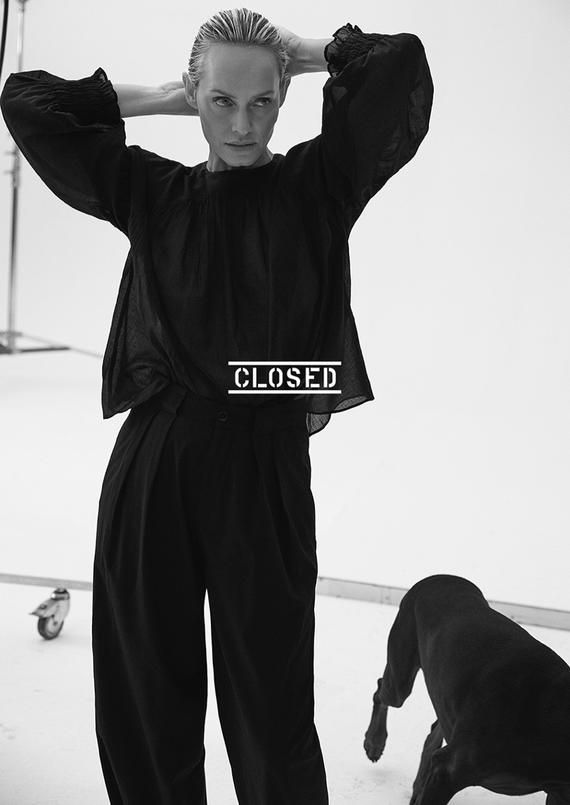 Closed spring-summer 2021 campaign