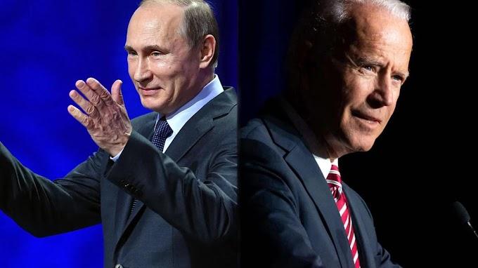 Biden promete defender derechos humanos frente a Putin durante su reunión en junio