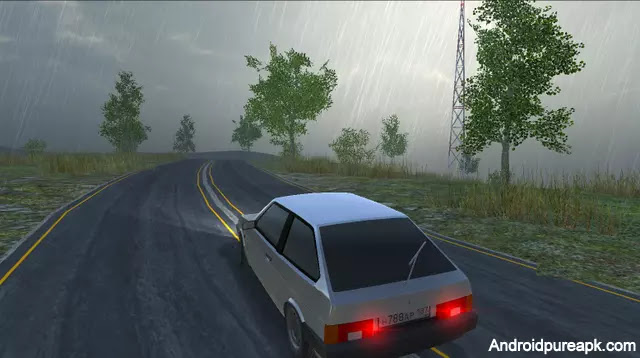 Russian Car Driver HD Mod Apk