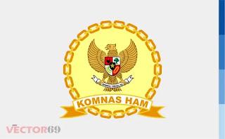 Logo Komnas HAM (Komisi Nasional Hak Asasi Manusia) - Download Vector File EPS (Encapsulated PostScript)