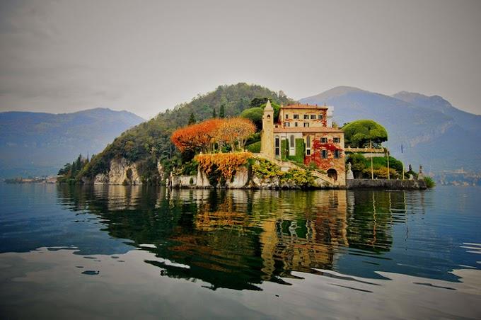 Поход к озеру Комо и региону итальянских озер