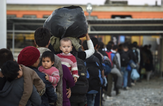 Europe's Immigration Crisis Is Just Beginning