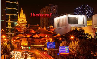 Traveling Shanghai 1