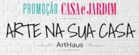 Participar promoção Revista Casa e Jardim Arte na sua casa