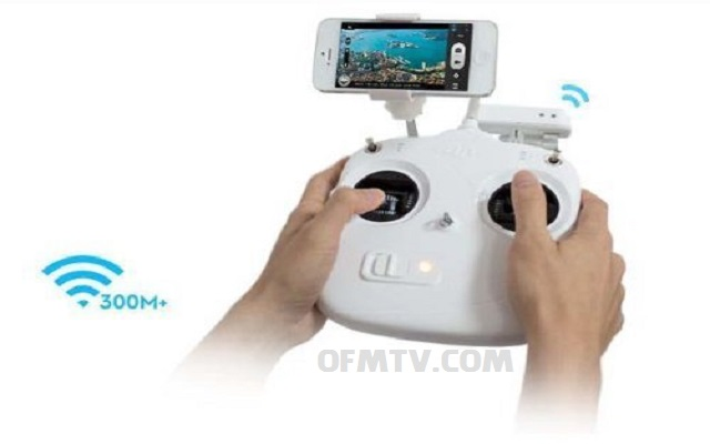 Flying Camera with Wi-Fi Streaming for beginners & Pro. Users ...