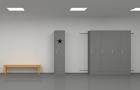 Escape from the Strange Locker Room walkthrough