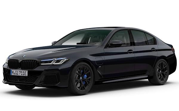BMW 530e M Sport Dark Edition chega ao Brasil - preço R$ 425.950