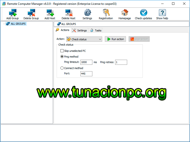 Descargar Remote Computer Manager Enterprise con Licencias