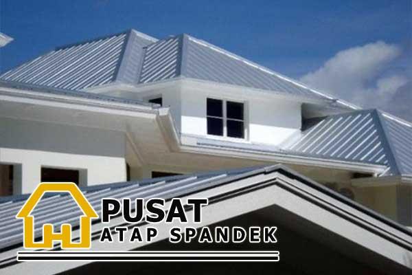 Harga Spandek Jakarta, Harga Atap Spandek Jakarta, Harga Seng Atap Spandek Jakarta Per Meter Per Lembar 2019