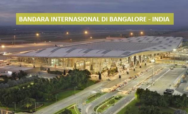 Visa India Online lewat bandara bangalore