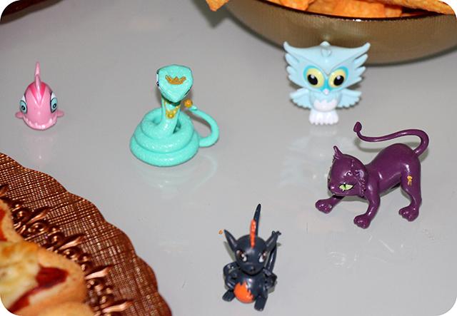 Decoração Festa de Halloween : Animais de Estimação das Monster High