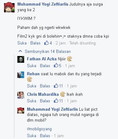 Lagi – Lagi, Netizen Di Hebohkan Pict Dari Sinetron Salah Satu TV Swasta Indonesia.