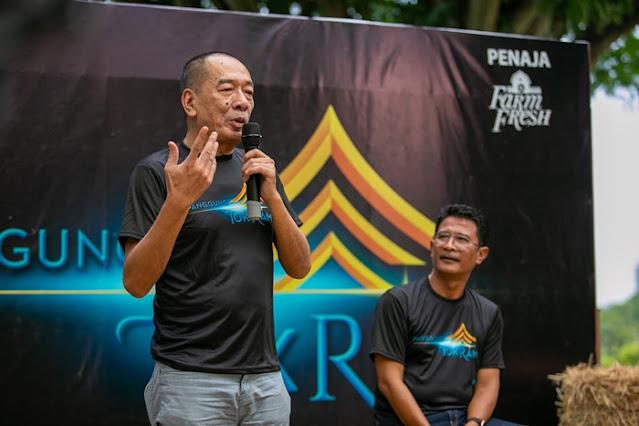 Panggung Tok Ram, Misi Pencarian Bakat Secara Digital, Datuk Ramli MS, Ladang 16, Farm Fresh @ UPM, Farm Fresh, Lifestyle