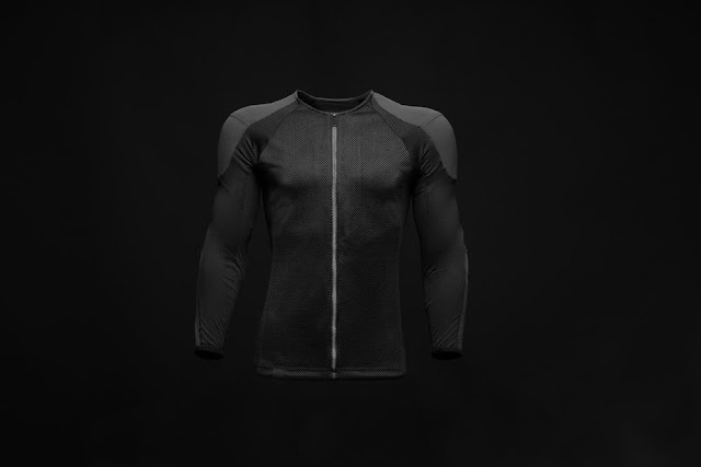 Arc Origin Jacket, con aspecto mas de armadura interna