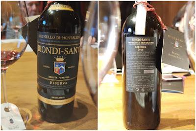 brunello franco biondi santi riserva 2012