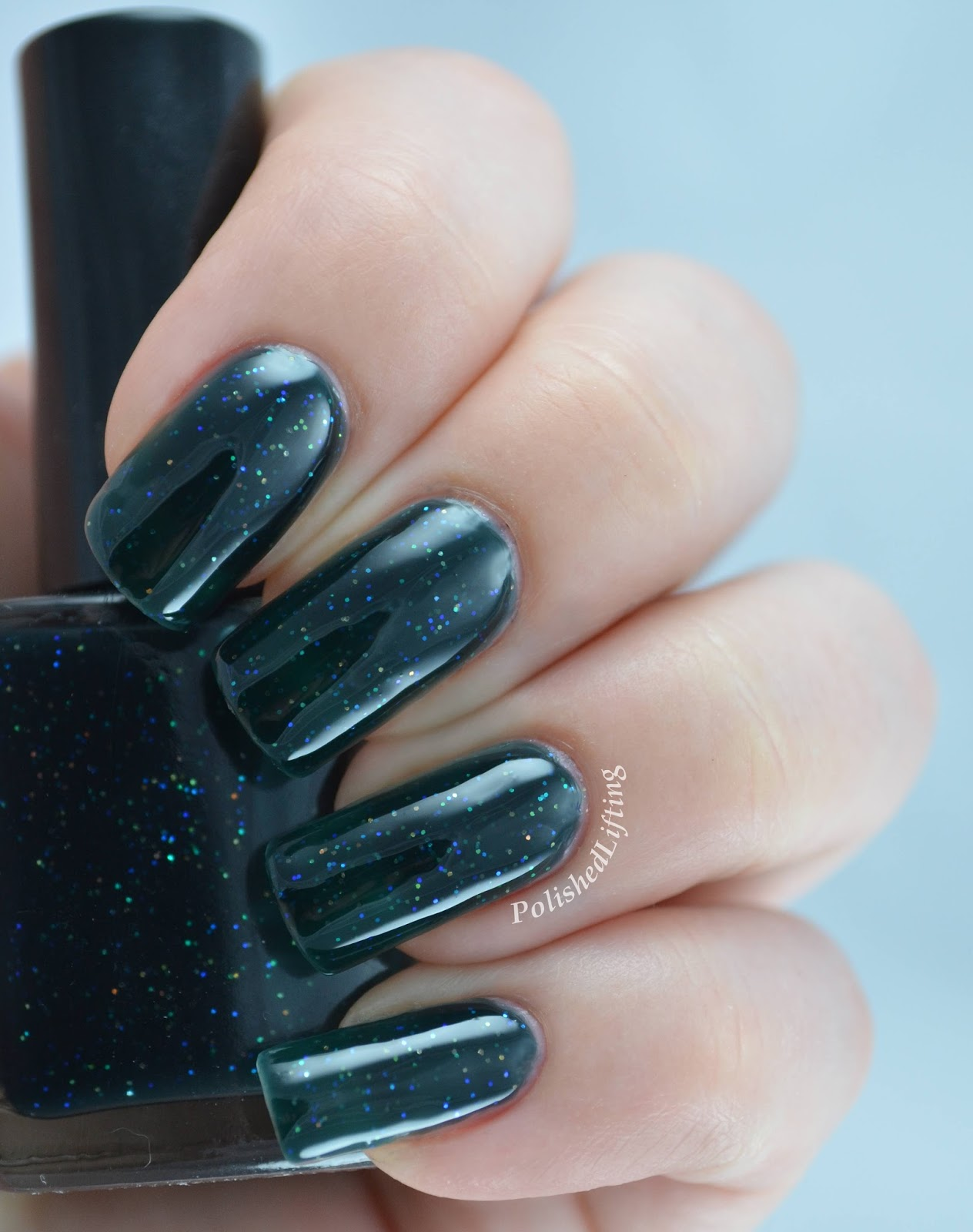Firecracker Lacquer Ocean's Deep Meet Your Maker