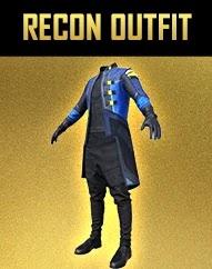 Reward 2 - Recon Outfit