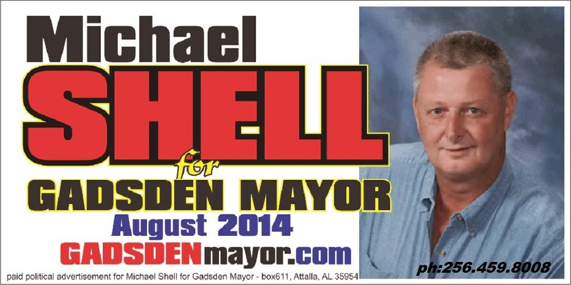 Vote on26 August 2014 for Michael Shell