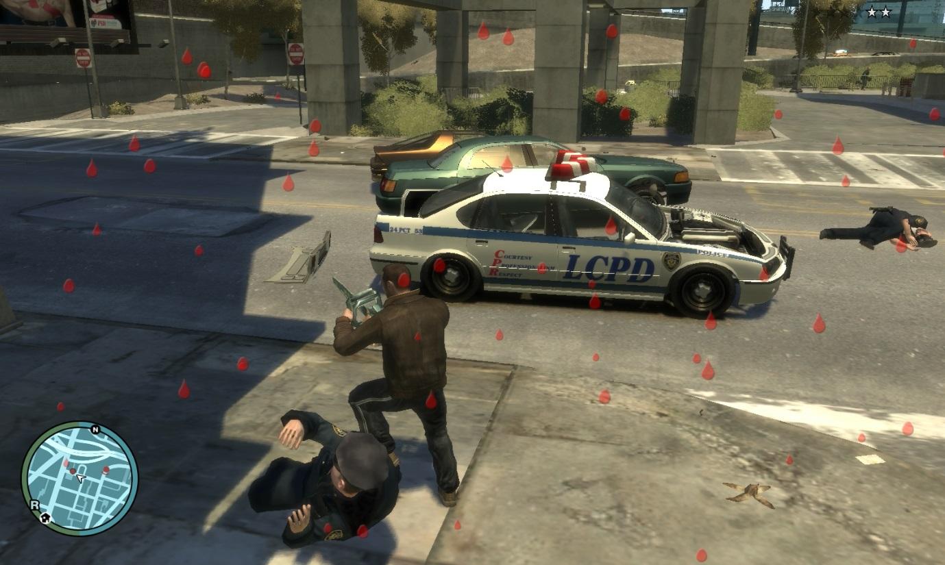 GTA X Scripting: [Script] Chainsaw For GTA IV