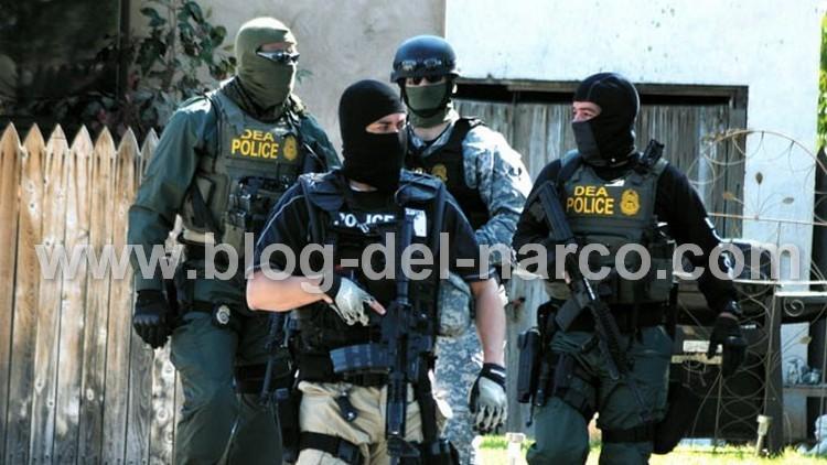 DEA-Cártel de Sinaloa; DEA Los narcos Estadounidenses, son los verdaderos Amos