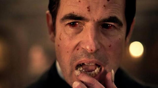 Dracula/Netflix/BBC/Divulgação