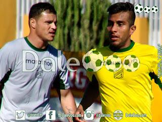 Oriente Petrolero - Hugo Souza - Ricky Añez - DaleOoo.com web Club Oriente Petrolero