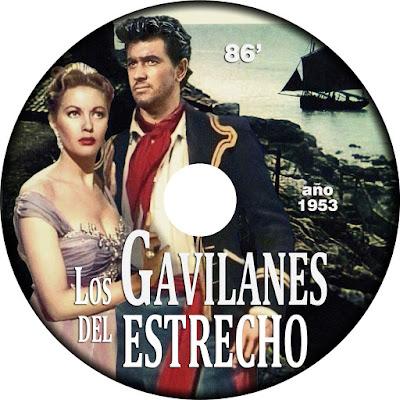 Los gavilanes del estrecho - [1953]