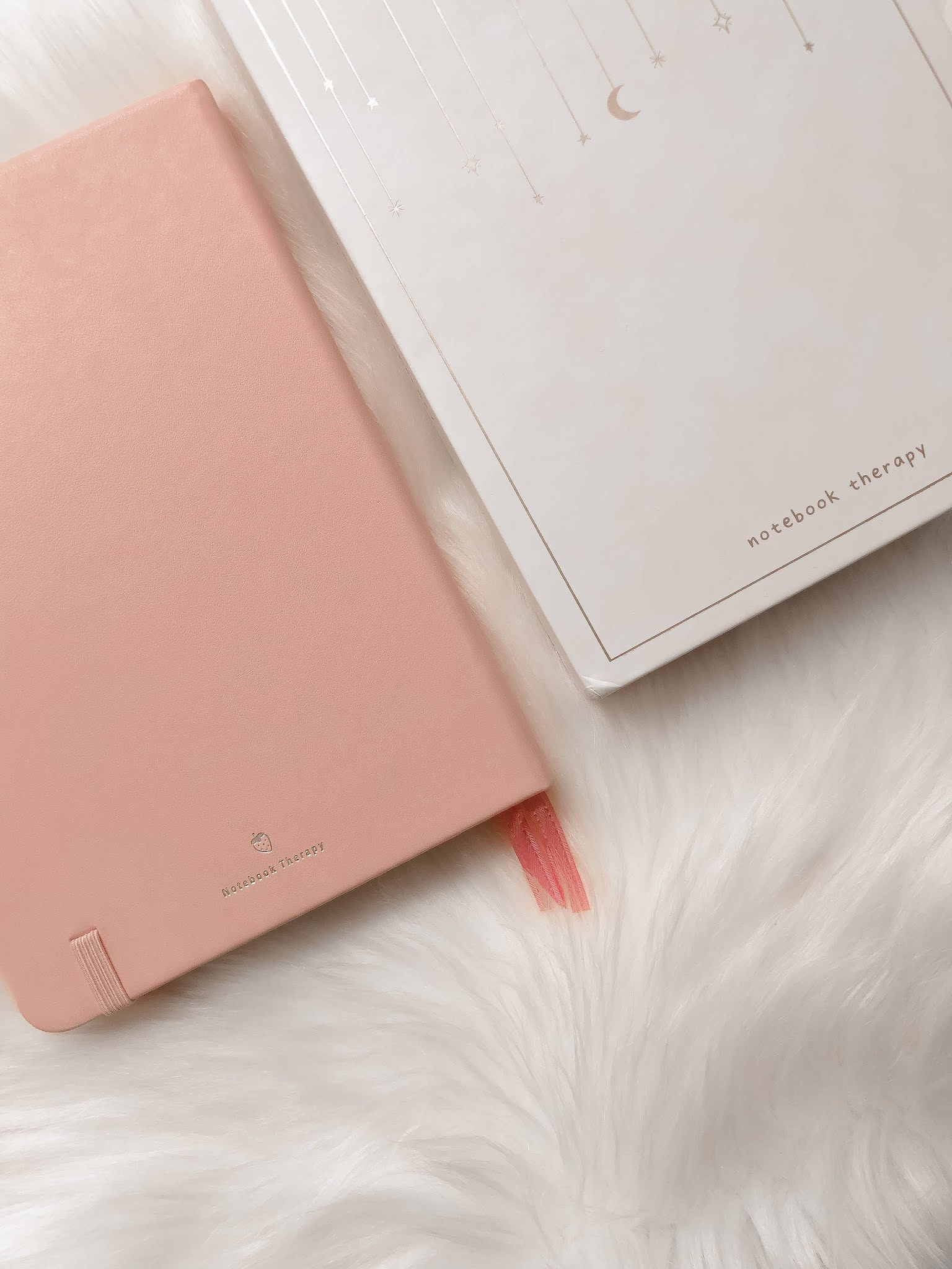 Notebook Therapy The Tsuki 'Ichigo' Limited Edition Boba Bullet Journal