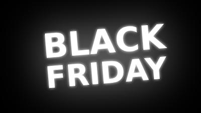 black 1271449 1280 - Il Black Friday si avvicina. Come acquistare online in maniera sicura - Analisi Eset -