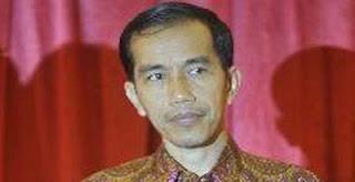 Walikota Surakarta Joko Widodo