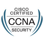 Cisco CCNA Security Logo