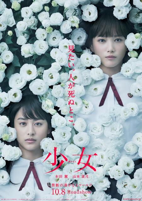 Sinopsis Night's Tightrope / Girls / Shojo / 少女 (2016) - Film Jepang