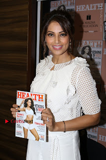 Bollywood Actress Bipasha Basu Unviels Health Nutrition Success Issue Pos  0009.JPG
