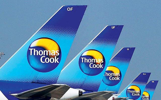 Παγκόσμιος σάλος από την πτώχευση της Thomas Cook - Επιχείρηση επαναπατρισμού 600.000 τουριστών