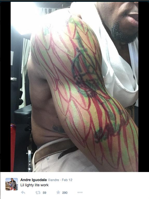 Bobby Portis Tattoo