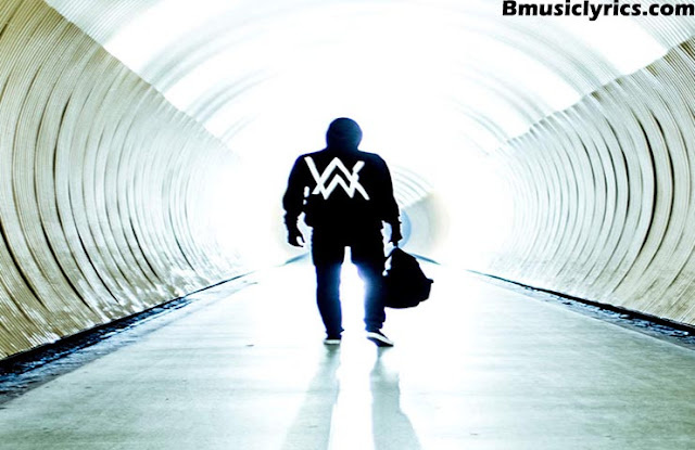 Faded lyrics-Alan Walker