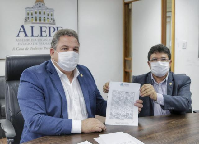 Antonio Fernando mobiliza a Alepe em defesa da urgência da vacinação contra a COVID-19