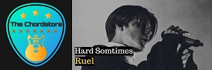 Ruel - HARD SOMETIMES Guitar Chords (Free Time)