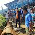 Ketu LPM Padang, Irwan Basir Beri Bantuan Warga Belimbing