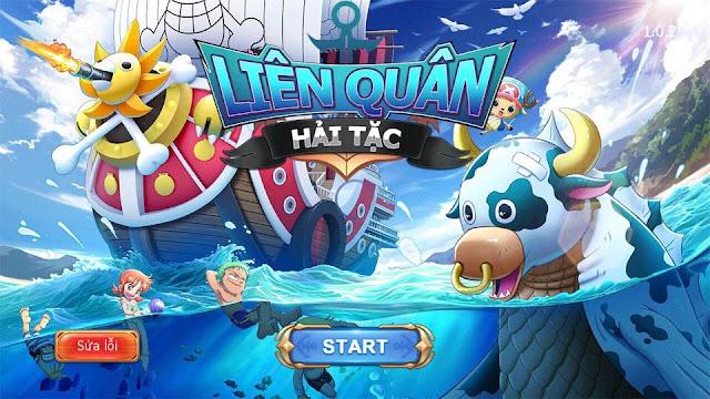 Liên Quân Hải Tặc: Game lấy đề tài One Piece cập bến Việt Nam 0