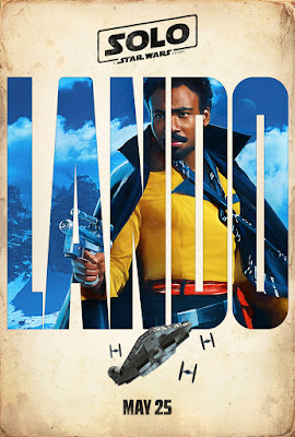 Solo A Star Wars Story Lando Calrissian poster