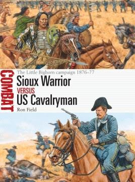 Sioux Warrior vs US Cavalryman