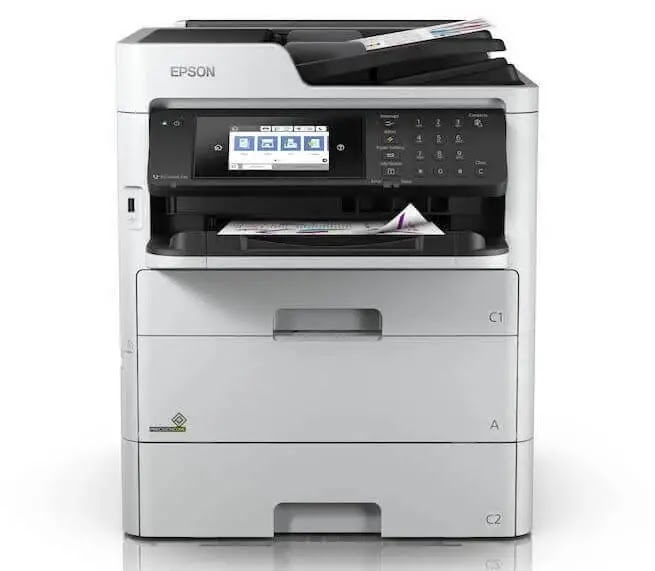 Epson Promises Low Printing Costs with WorkForce Pro WF-C579R
