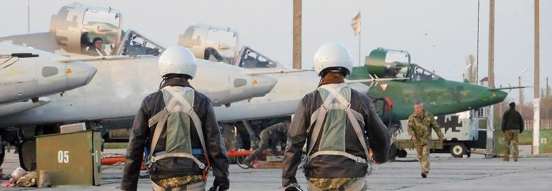 За 30 років Повітряні Сили не отримали жодного військового літака