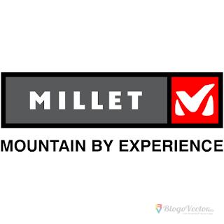 Millet Mountain Logo vector (.cdr)