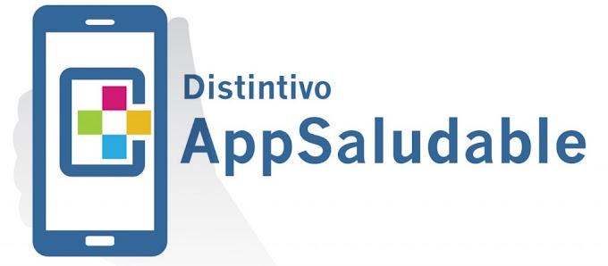 Distintivo Appsaludable de la Agencia de Calidad Sanitaria de Andalucía