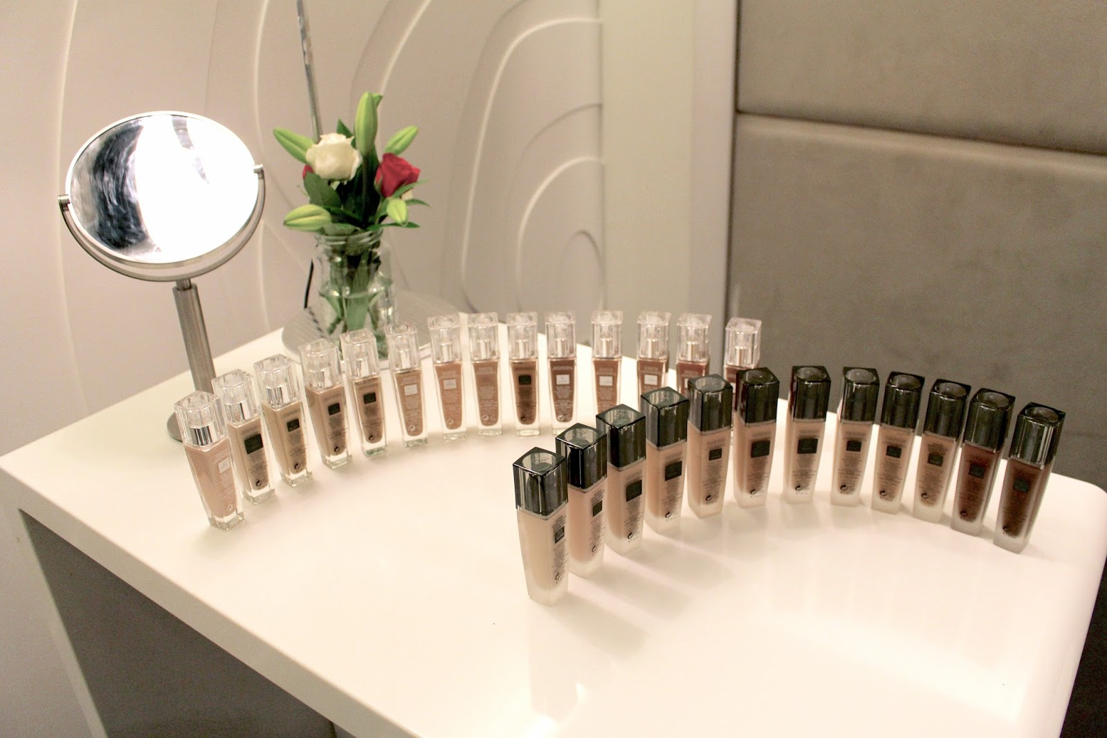 lancome breakfast blog event