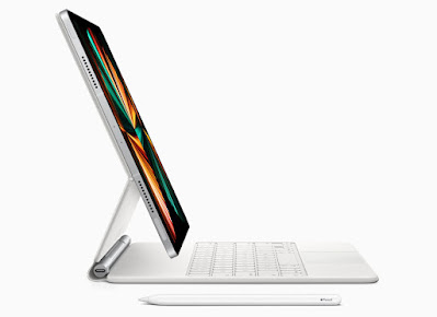لوحة المفاتيح Magic Keyboard ل أيباد برو 2021