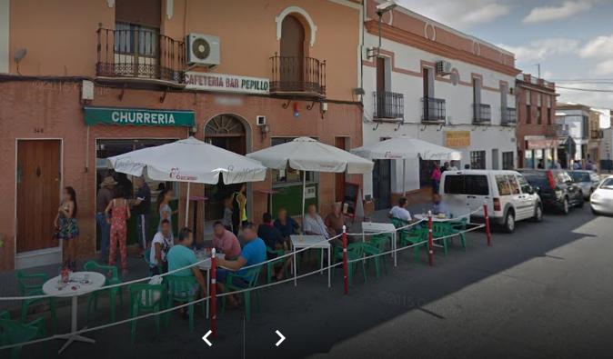 Caracoles bar Pepillo en Rociana